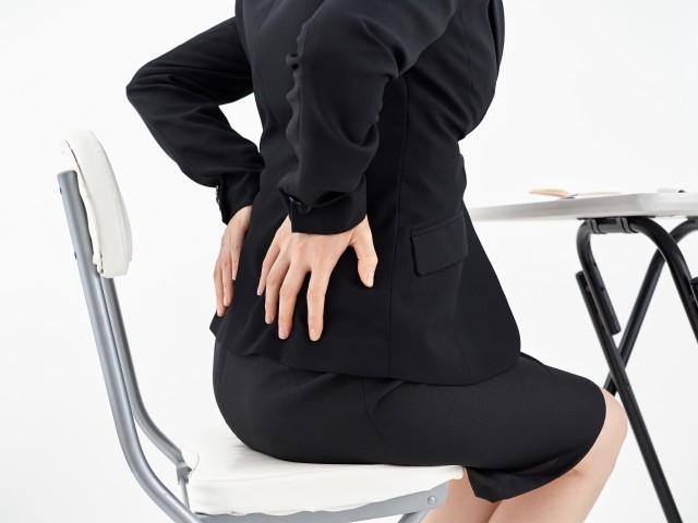 ディスクワーク腰痛